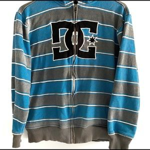 5/40$ DC Boys XL Hoodie Pullover Sweater